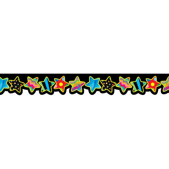 Poppin' Patterns® Stars Border Trims, 210Ft By Creative Teaching Press | Michaels®