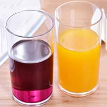 1pc Clear Juice Cup
