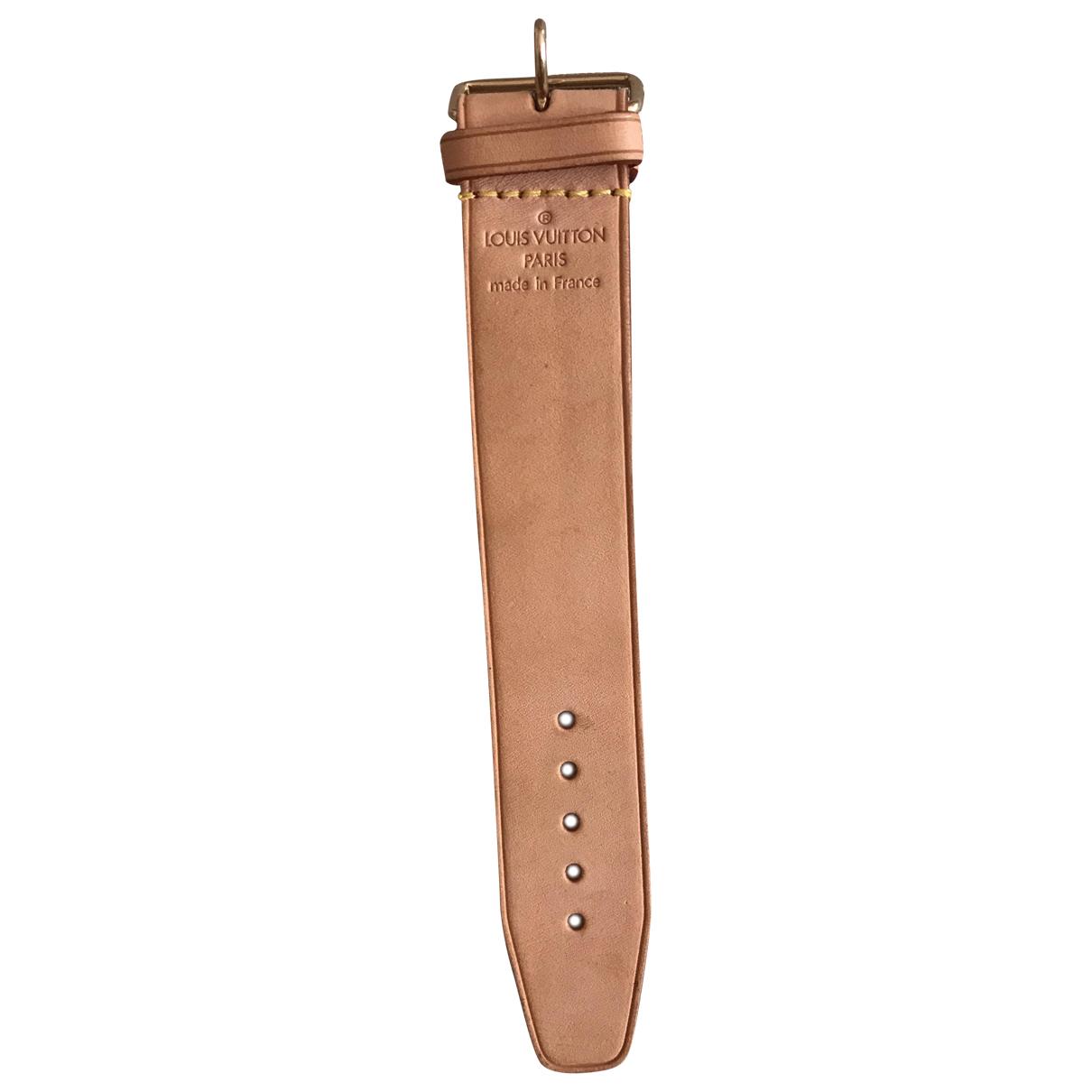 Reloj de Cuero Louis Vuitton