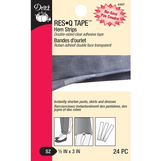 Dritz® Res-Q-Tape™ Hem Strips | Michaels®