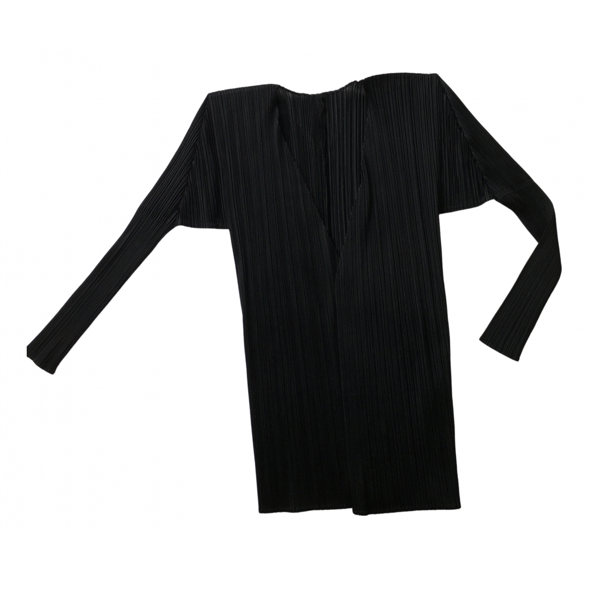 Pleats Please \N Top in  Schwarz Polyester