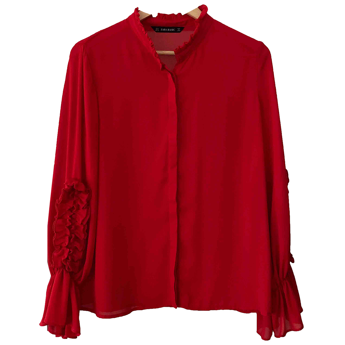 Zara N Red  top for Women S International