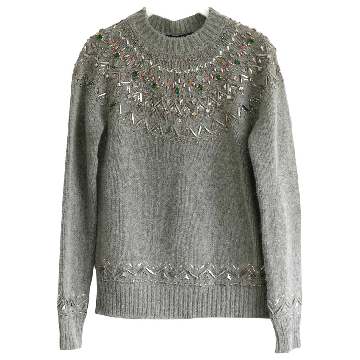Gucci \N Grey Wool Knitwear for Women S International