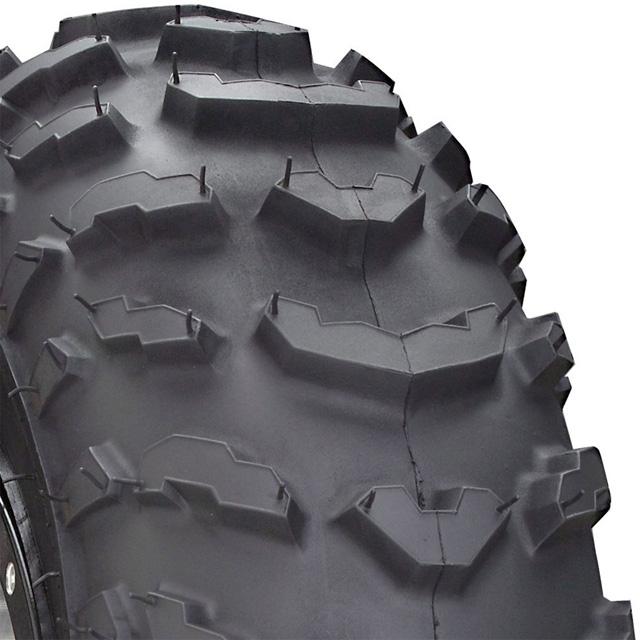 Carlisle 537085 ATV Trail Wolf Tire 25 X12.00D 10 3S BSW