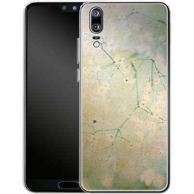Huawei P20 Silikon Handyhuelle - Sommerbrise von Marie-Luise Schmidt