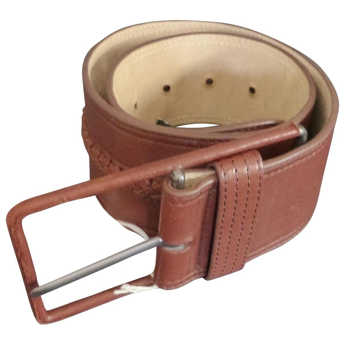 3.1 Phillip Lim \N Brown Leather belt for Women S International