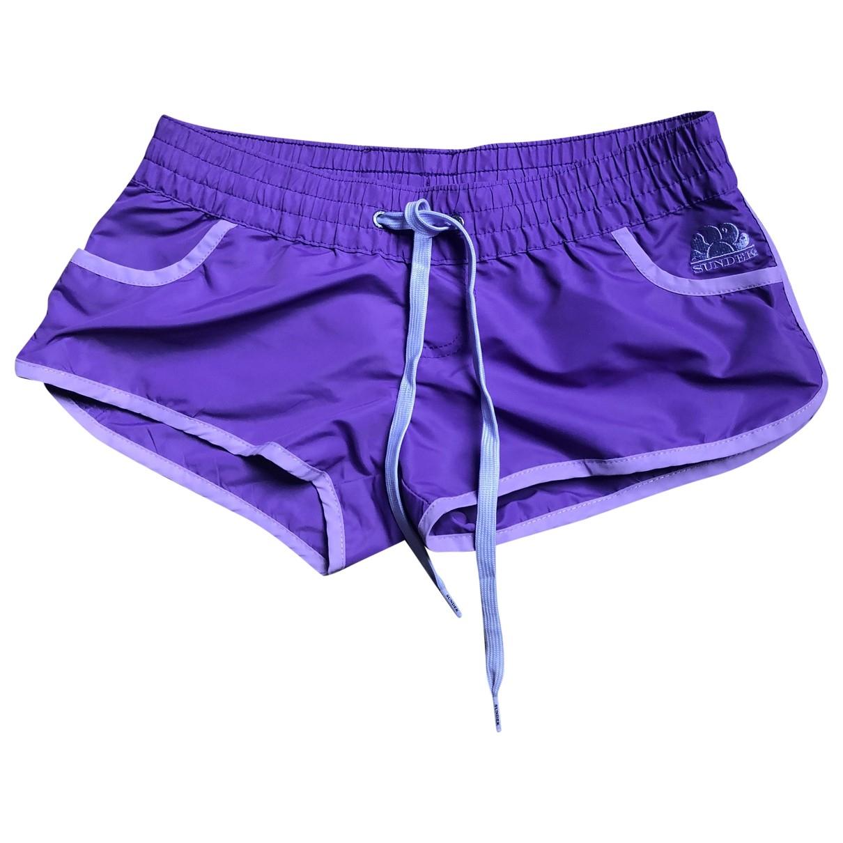 Sundek \N Purple Swimwear for Women S International