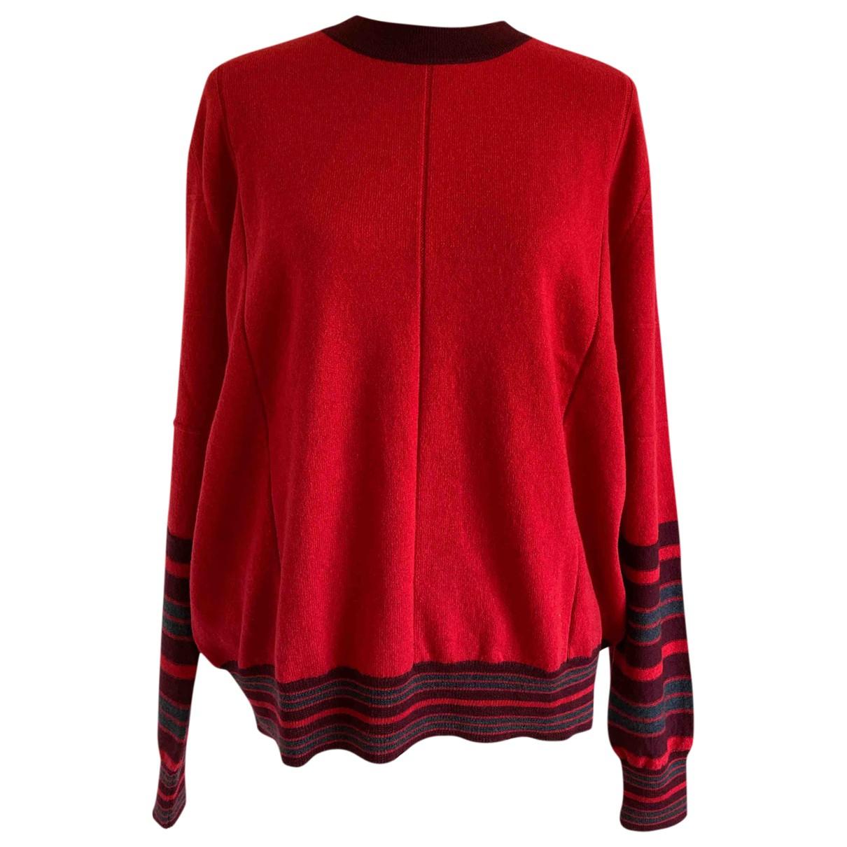Marni \N Pullover in  Rot Kaschmir