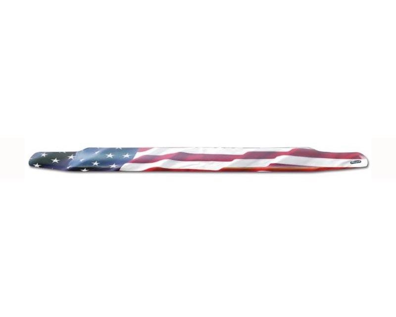 Stampede 2048-41 American Flag Vigilante Premium Hood Protector Chevy Silverado 2500 HD 2011-2014