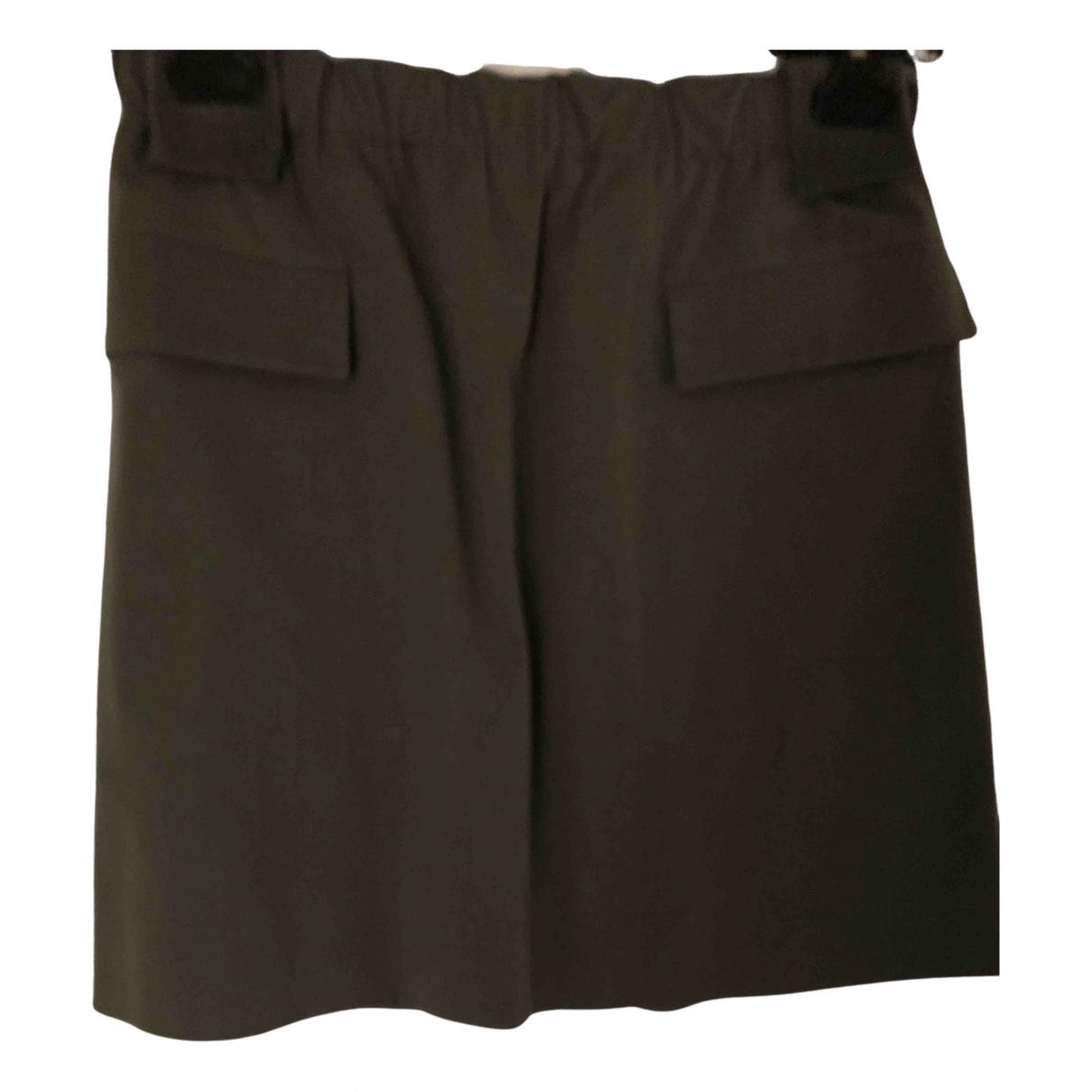 Marni N Khaki Cotton skirt for Women 10 UK