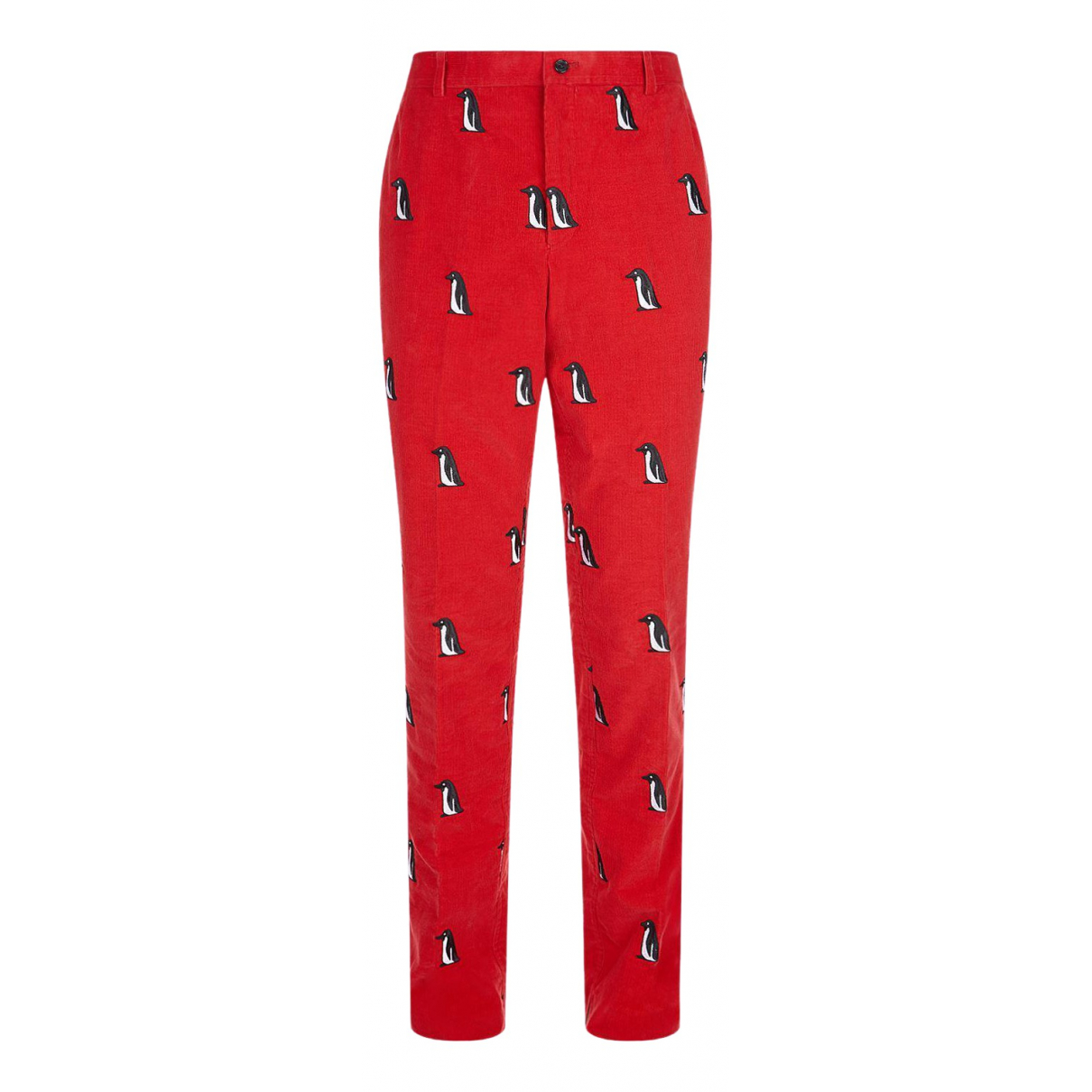 Thom Browne \N Red Cotton Trousers for Men S International