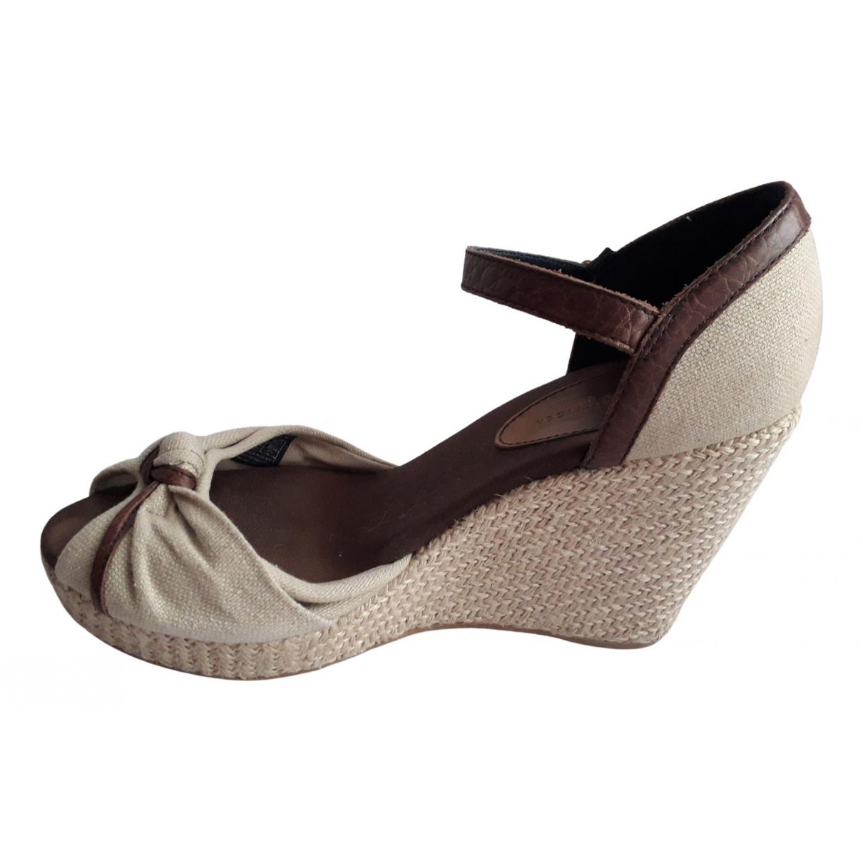 Sandalias de Lona Tommy Hilfiger