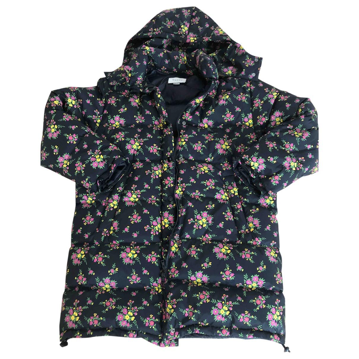 Gucci \N Black coat for Women 38 IT