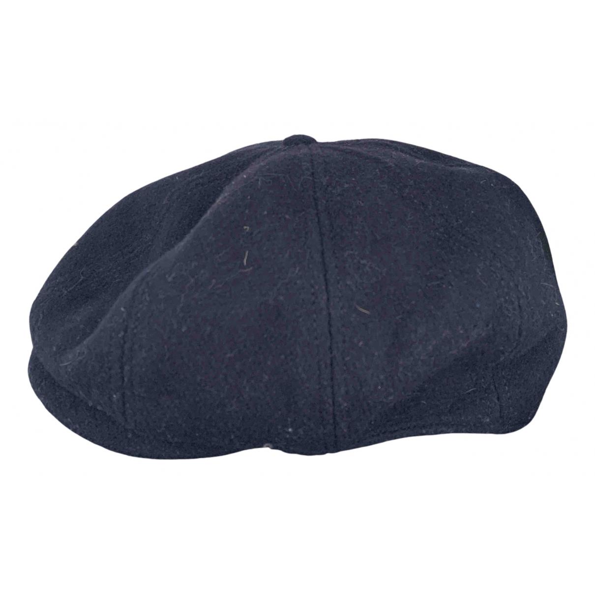 Non Signe / Unsigned \N Hut, Muetzen, Handschuhe in  Blau Wolle