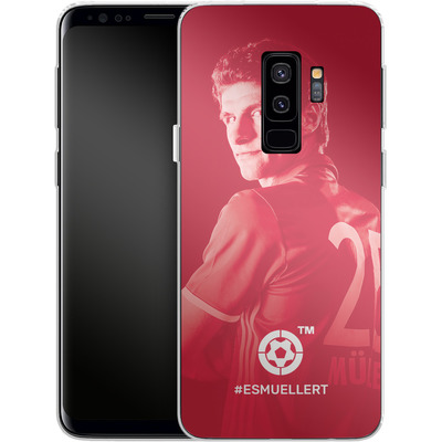 Samsung Galaxy S9 Plus Silikon Handyhuelle - Standing 25 von Thomas Mueller