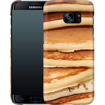 Samsung Galaxy S7 Edge Smartphone Huelle - Pancakes von caseable Designs