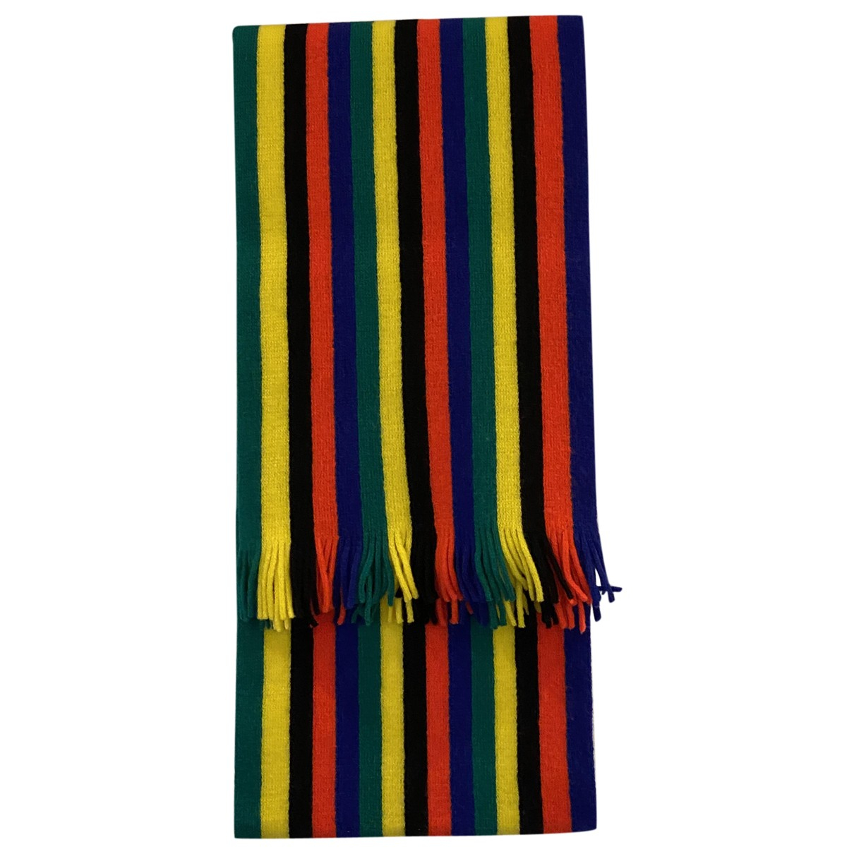 Uniqlo N Multicolour Wool scarf & pocket squares for Men N