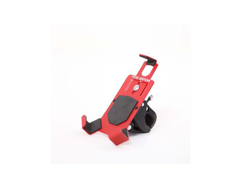 Mob Armor MOBMOBB2-RD-LG Red Mob Mount Large Switch Bar