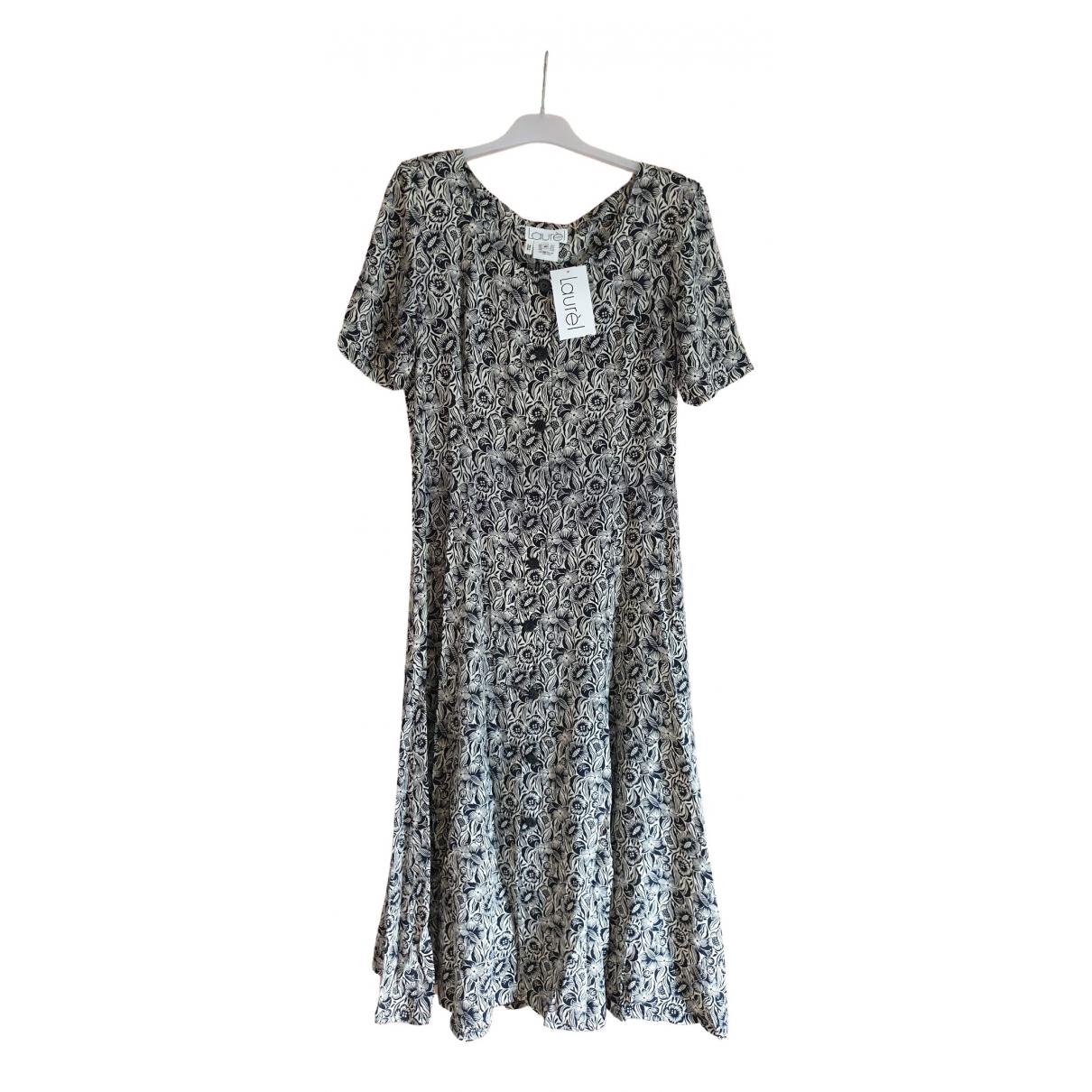 Laurel \N Kleid in  Bunt Seide