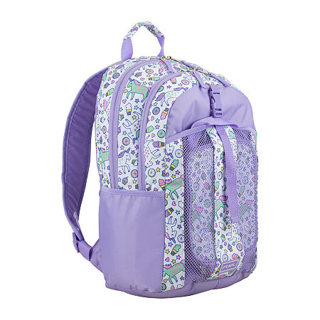 Fuel Deluxe Backpack, One Size , Purple