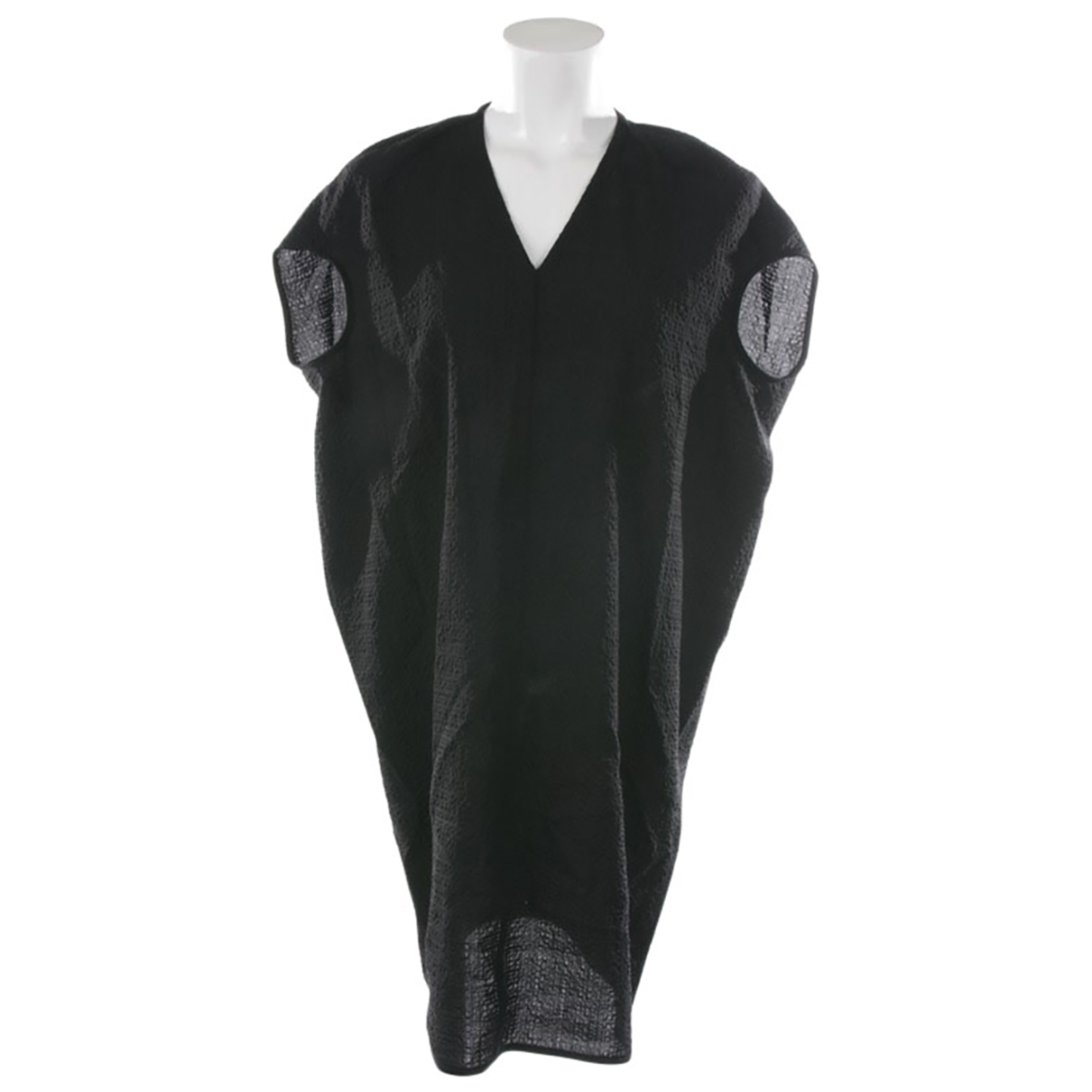 Rick Owens \N Kleid in  Schwarz Synthetik