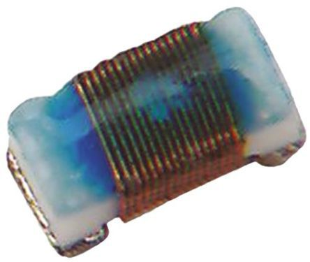 Murata , LQW04A, 03015 Wire-wound SMD Inductor with a Ferrite Core, 33 nH ±3% Wire-Wound 140mA Idc Q:15 (10)