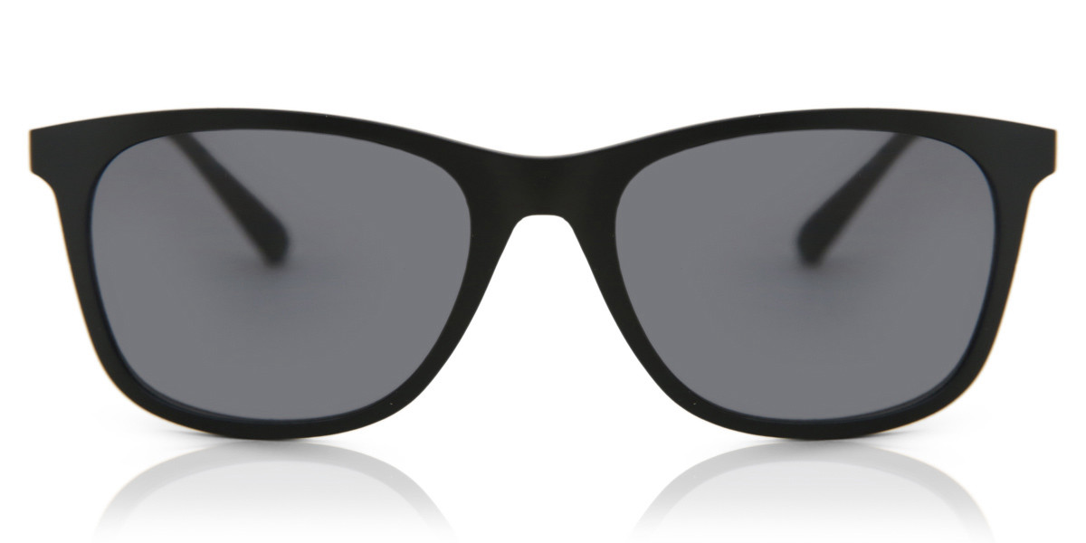 Calvin Klein CK19720S 001 Men's Sunglasses Black Size 53