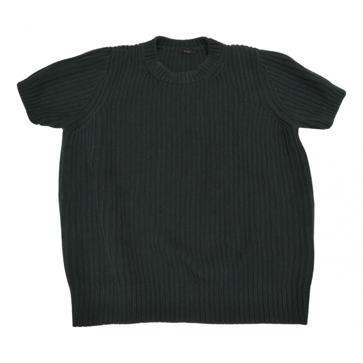 Cos \N Green Cotton Knitwear for Women M International