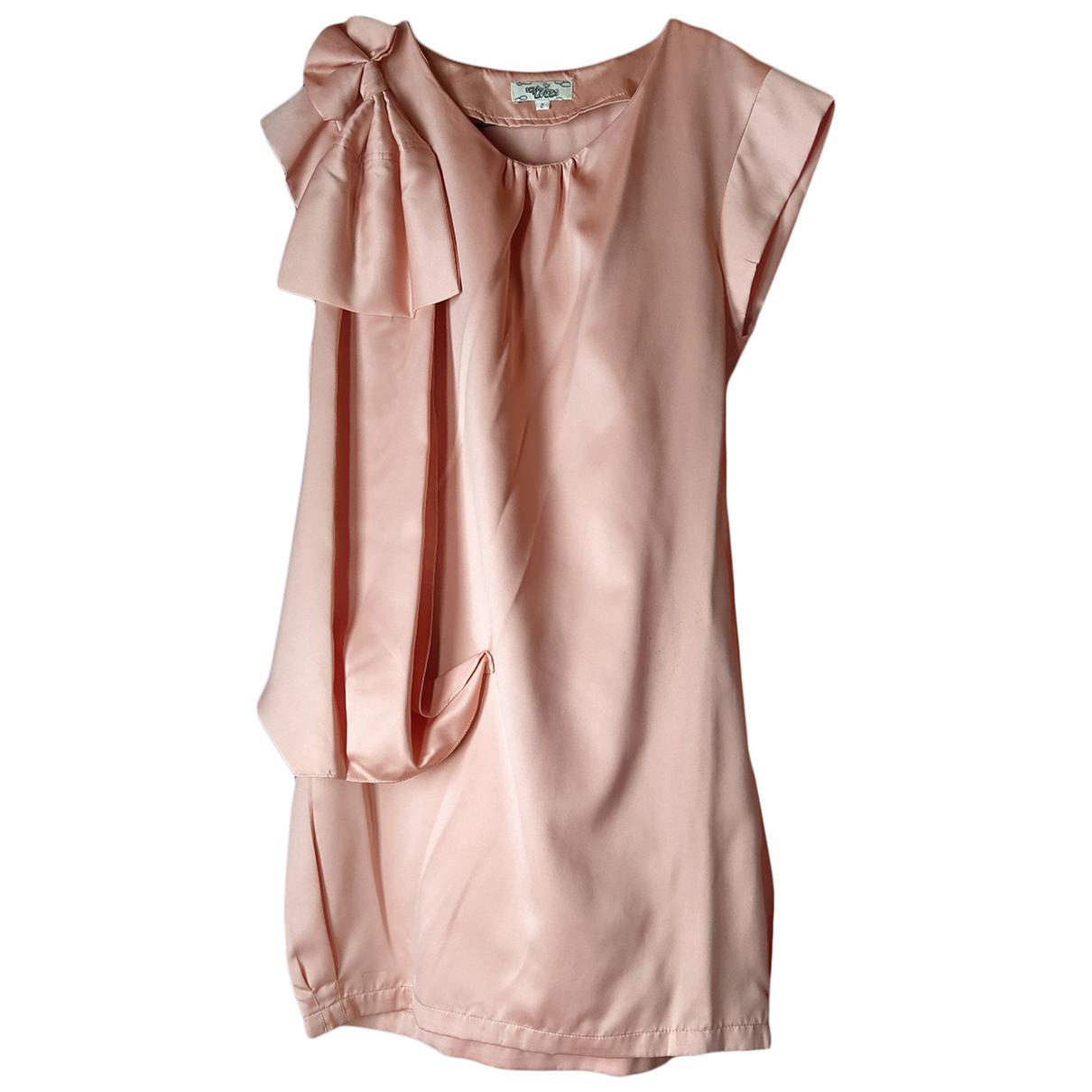 Lovely Pepa - Robe   pour femme - rose