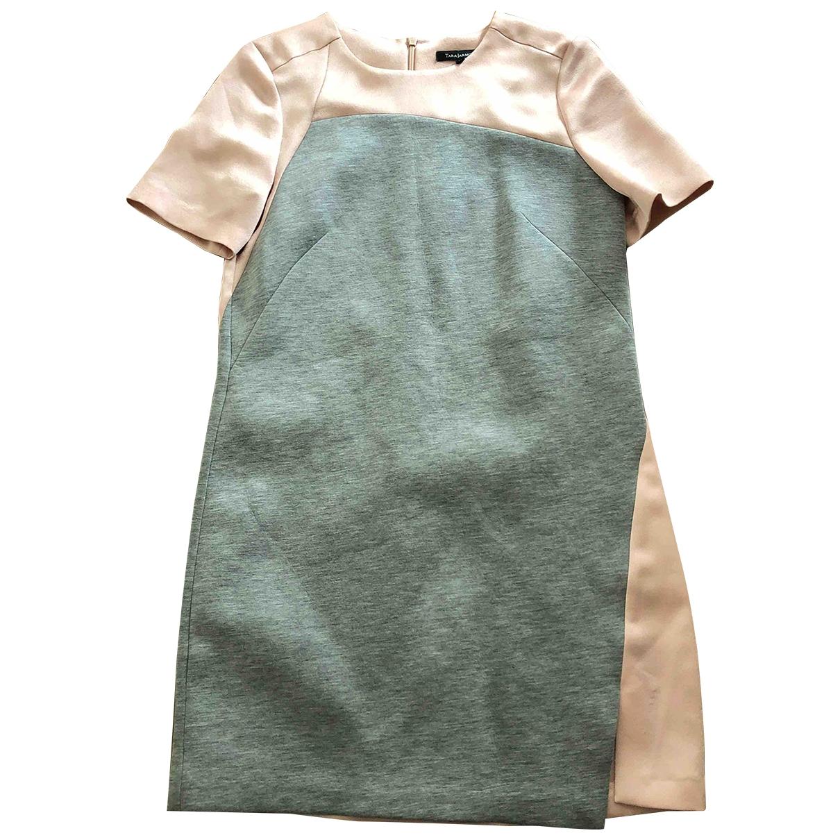 Tara Jarmon \N Kleid in  Grau Polyester
