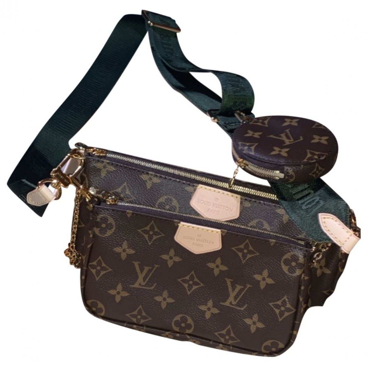 Louis Vuitton Multi Pochette Accessoires Cloth handbag for Women \N