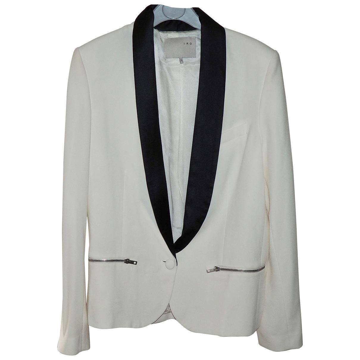 Iro \N White jacket for Women 1 0-5