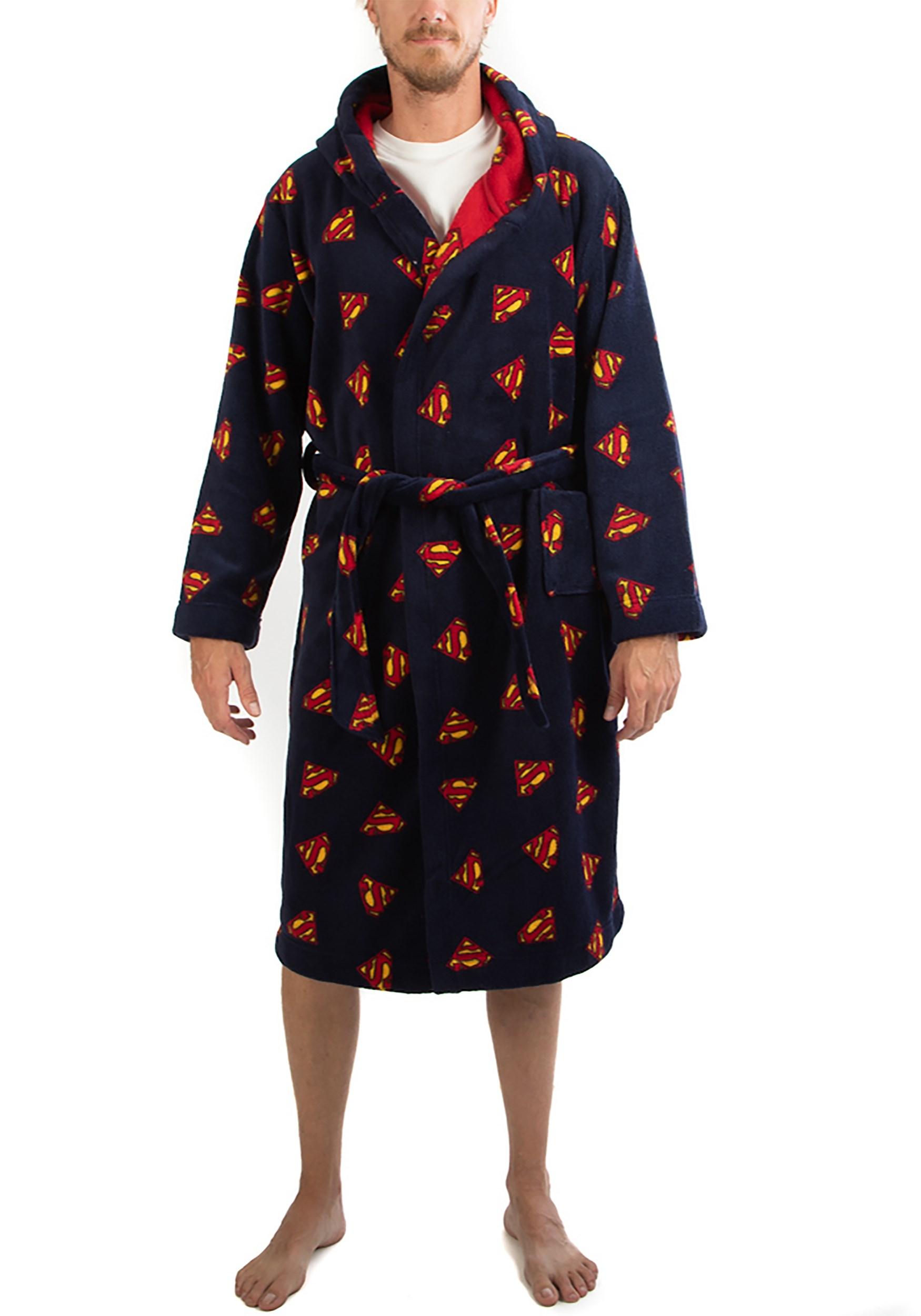Comfy Superman Robe