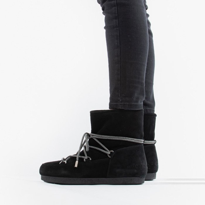 Moon Boot Far Side Low Suede 24201500 001