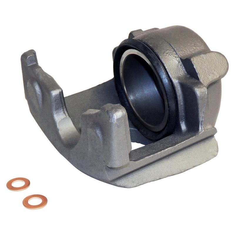 Crown Automotive J3229983 Jeep Replacement Right Front Caliper for 1976-78 CJ-5, CJ-7 w/6-Bolt Caliper Brackets Jeep Front Right