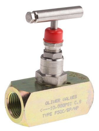 Hydraulic Flow Control Valves - Line Mounting