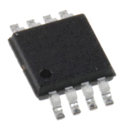 Maxim Integrated DS1372U+, Real Time Clock Serial-I2C, Serial-SPI, 8-Pin μSOP (50)