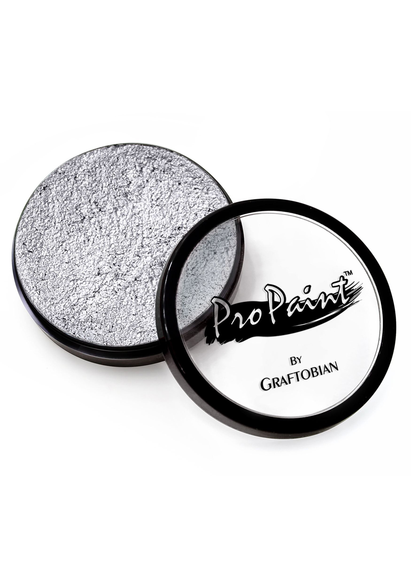 Graftobian Deluxe Silver Face and Body Makeup