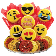 Decorated Birthday Cookies | Gift Delivery