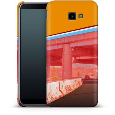 Samsung Galaxy J4 Plus Smartphone Huelle - Bridge von Brent Williams