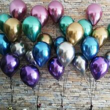 Random Color Balloon 6pcs