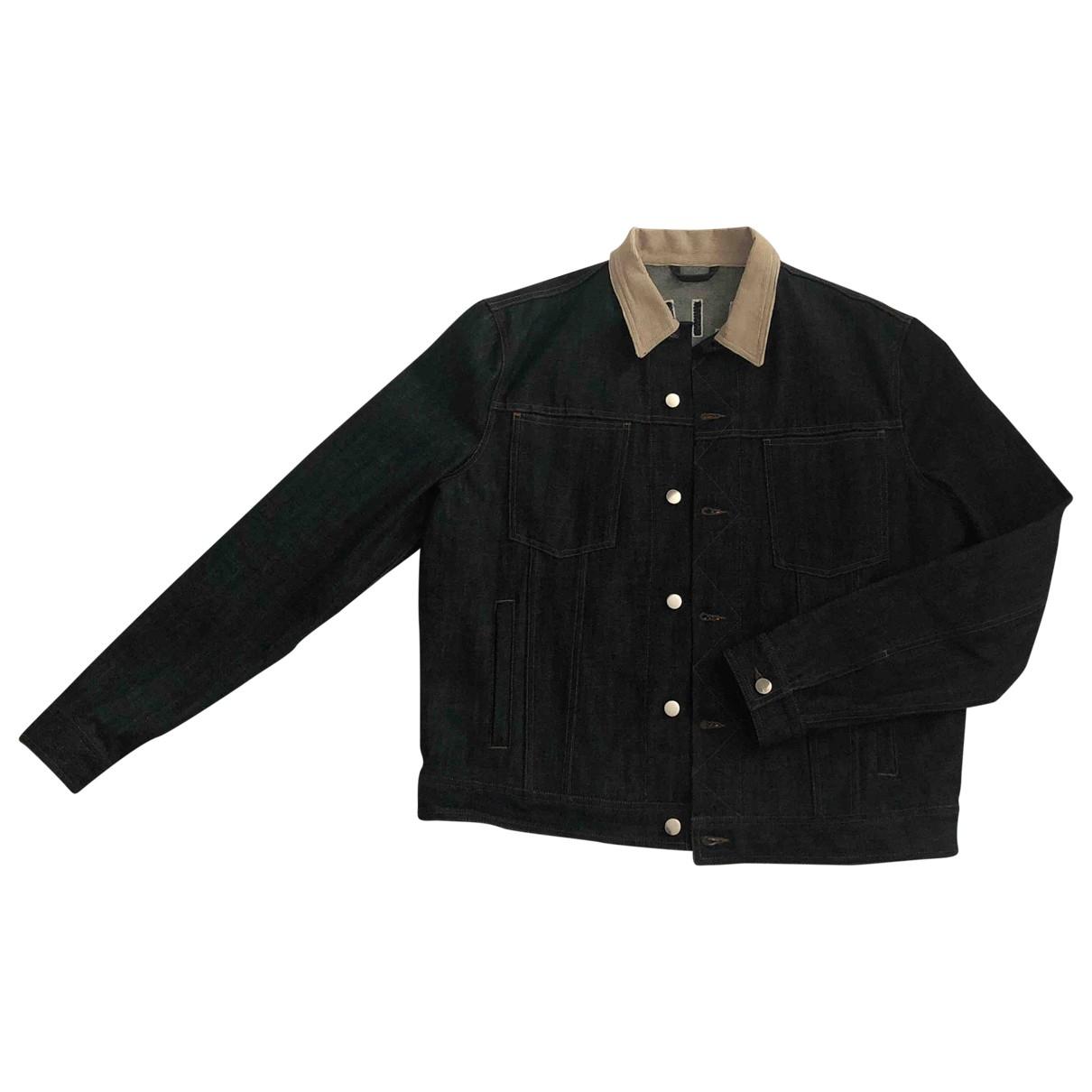 Ami \N Blue Denim - Jeans jacket  for Men XL International