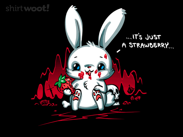 Just A Strawberry T Shirt