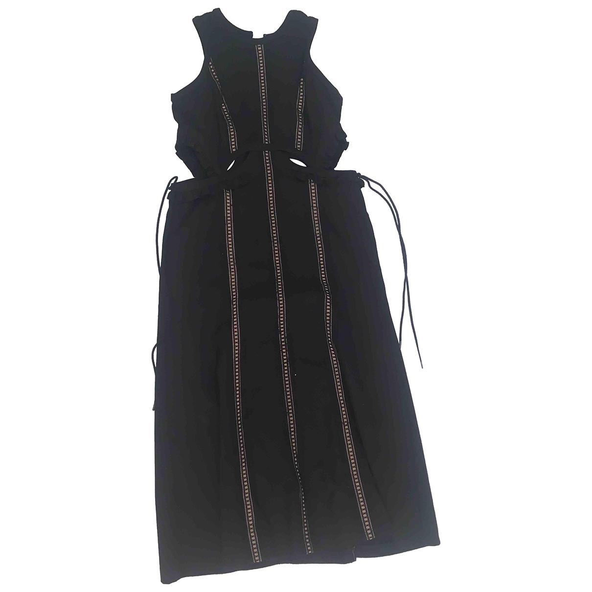 Self Portrait \N Black dress for Women 14 UK