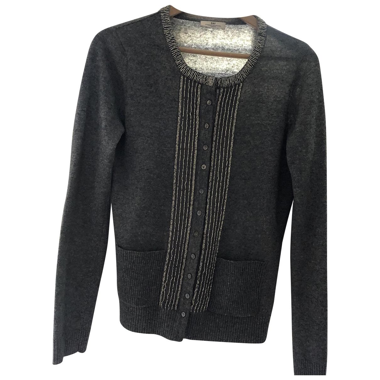 Day Birger & Mikkelsen - Pull   pour femme en laine - gris