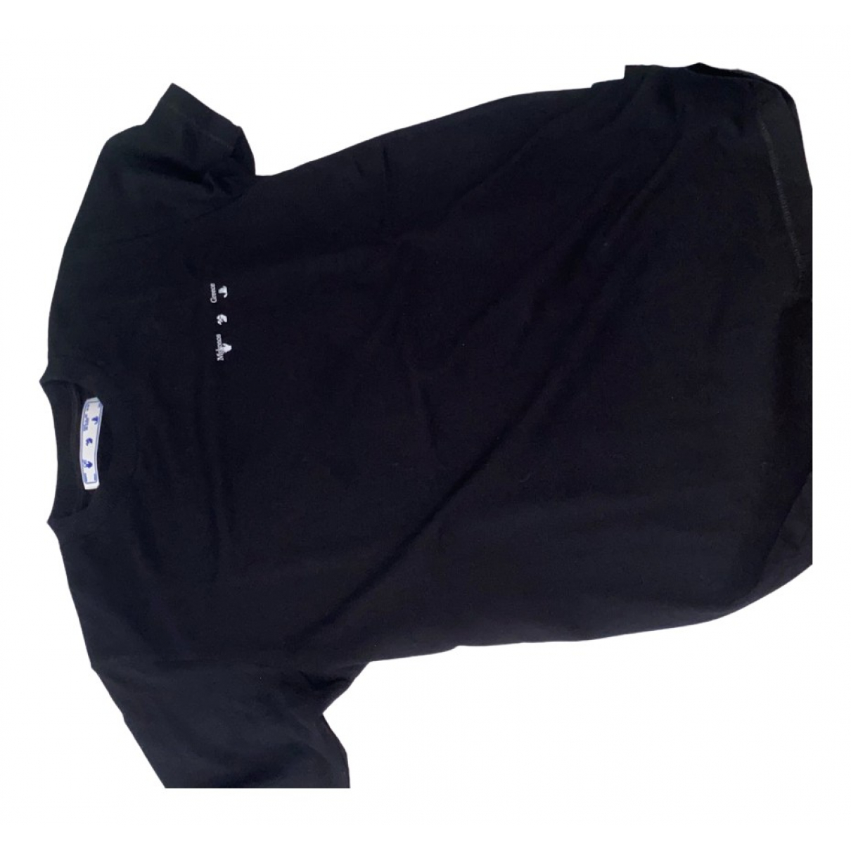 Off-white N Black T-shirts for Men 37 EU (tour de cou / collar)