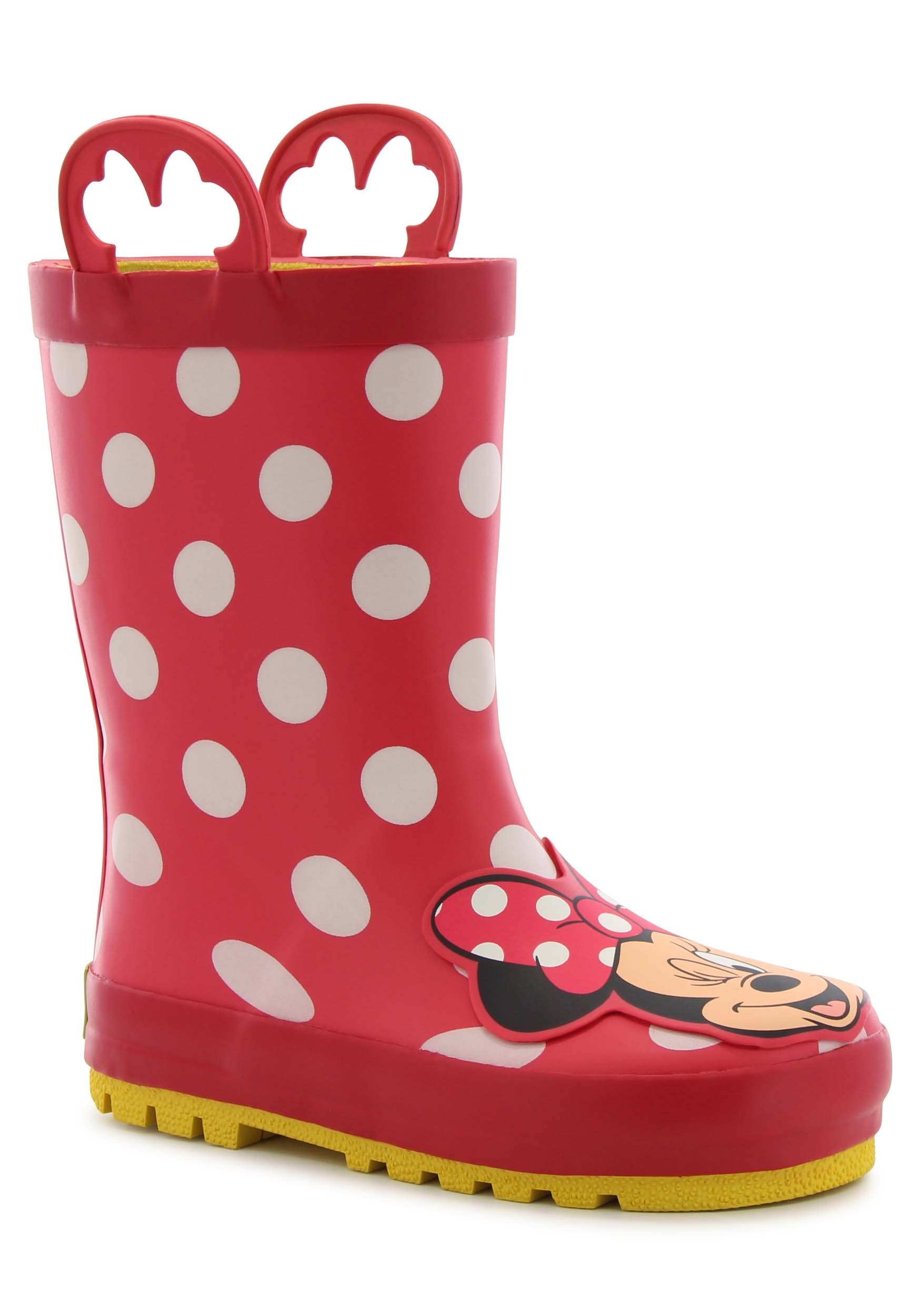 Disney Minnie Mouse Rain Boots