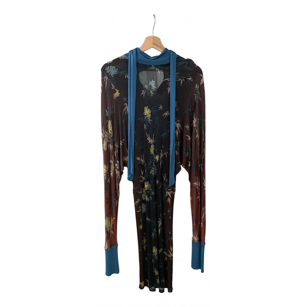 Jean Paul Gaultier N Brown dress for Women M International