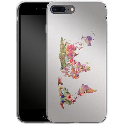 Apple iPhone 8 Plus Silikon Handyhuelle - Its Your World von Bianca Green
