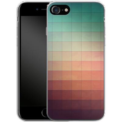 Apple iPhone 8 Silikon Handyhuelle - Cyvyryng von Spires